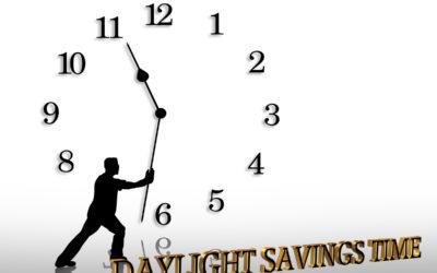 Attention Caregivers:  Daylight Saving Time Can Trigger Sundowning Behaviors